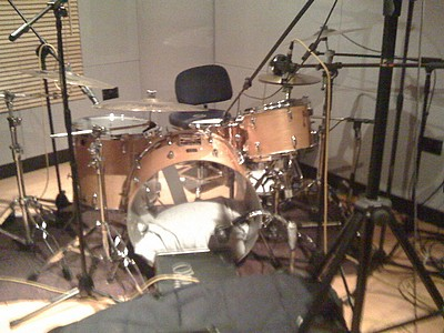 The Gretsch Kit!